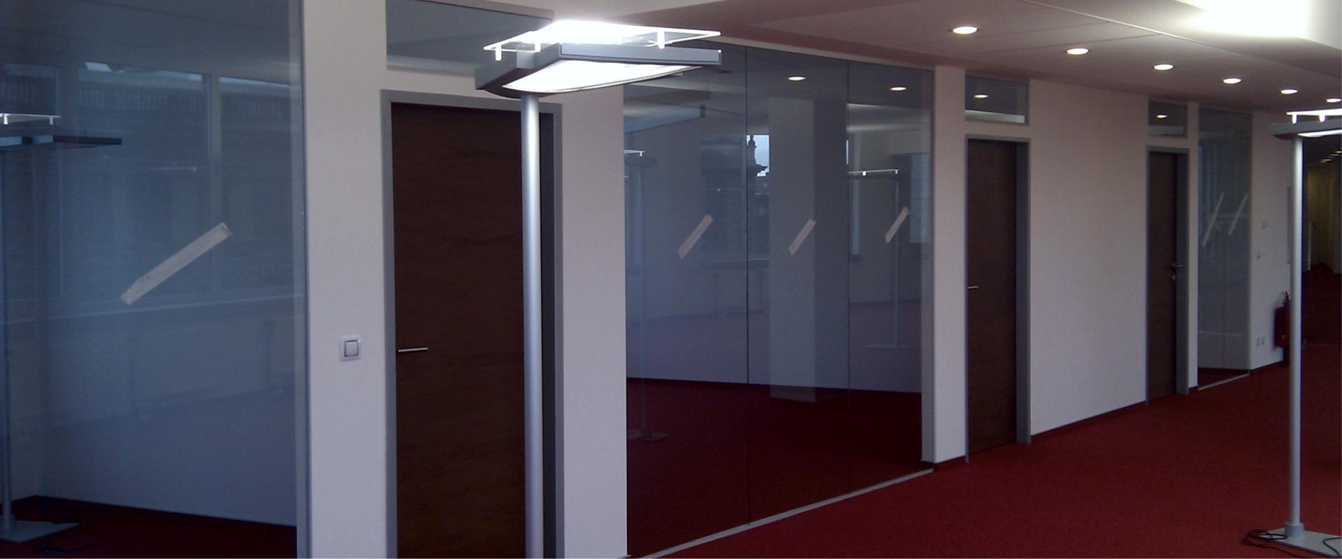 Rekonstrukce kanceláří a open space